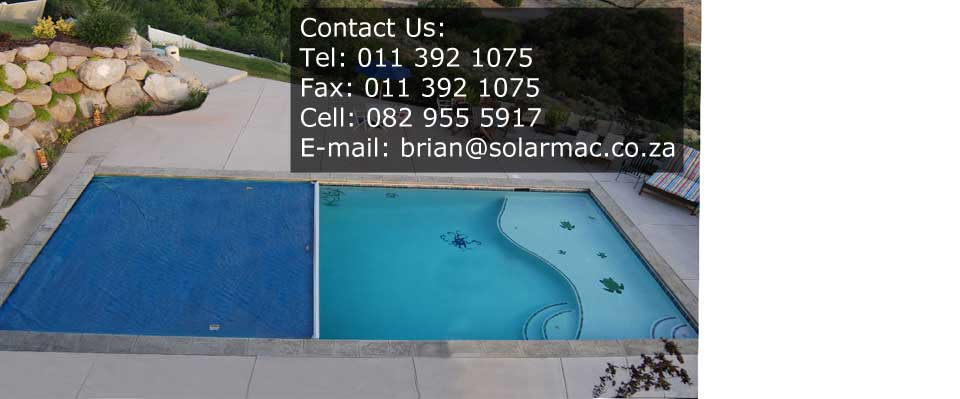 Solar Pool Heat Pump Johannesburg | Contact Us